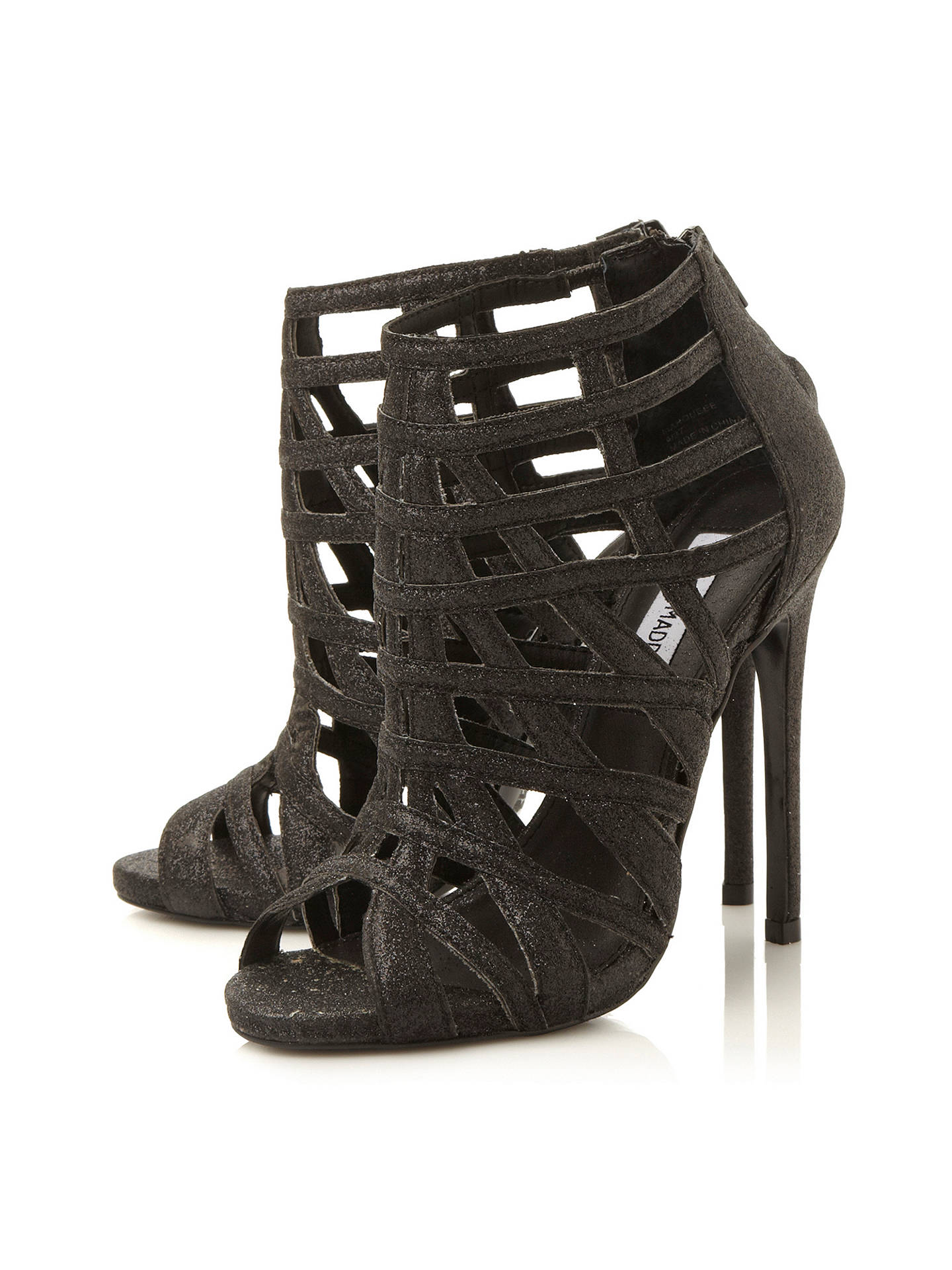 5c68e135869 Buy Steve Madden Marquee Caged High Heel Sandal