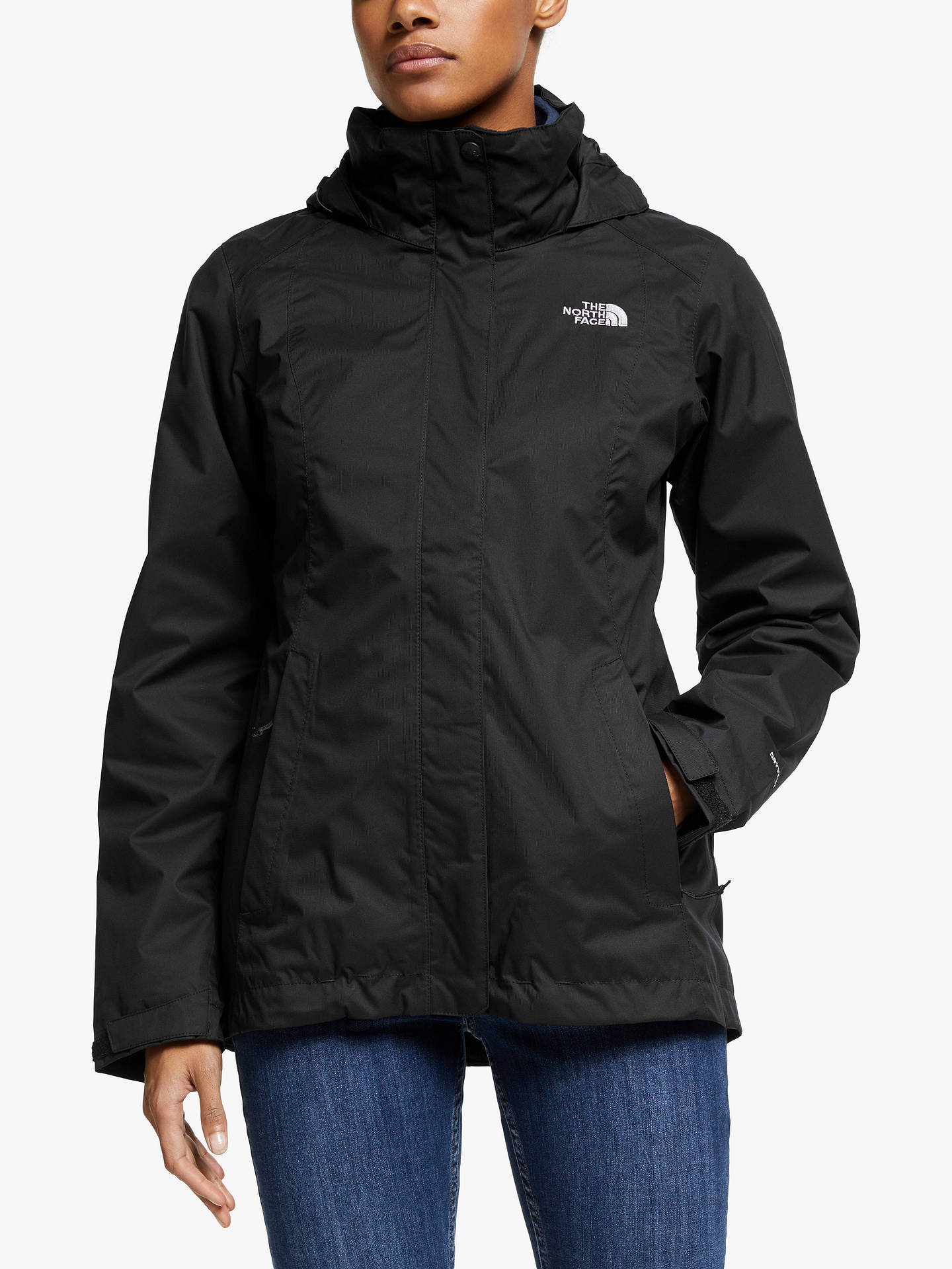 6d724a97d The North Face Evolve II Triclimate 3-in-1 Waterproof Women's Jacket, Black