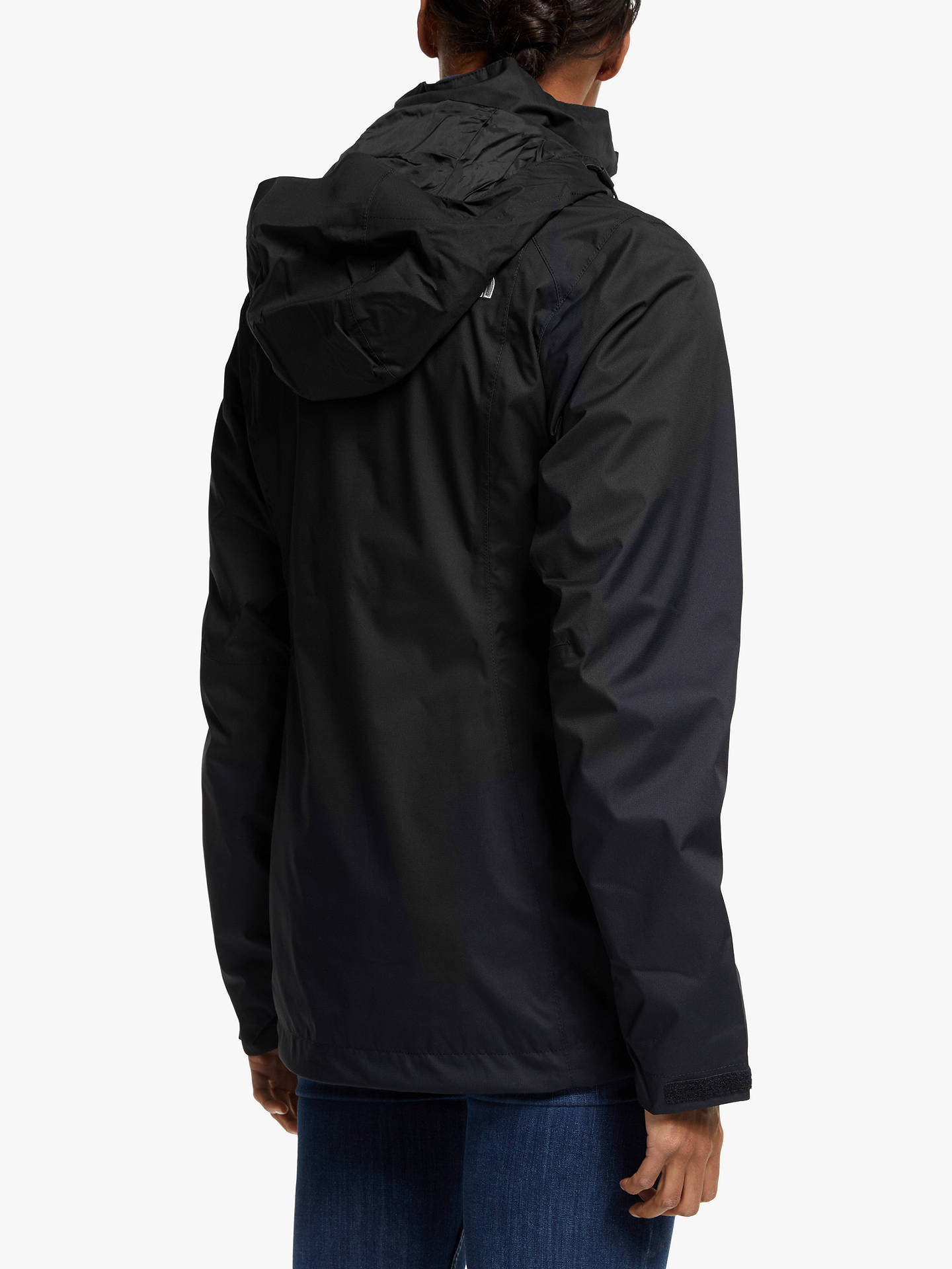 936fe5801e The North Face Evolve II Triclimate 3-in-1 Waterproof Women's Jacket, Black