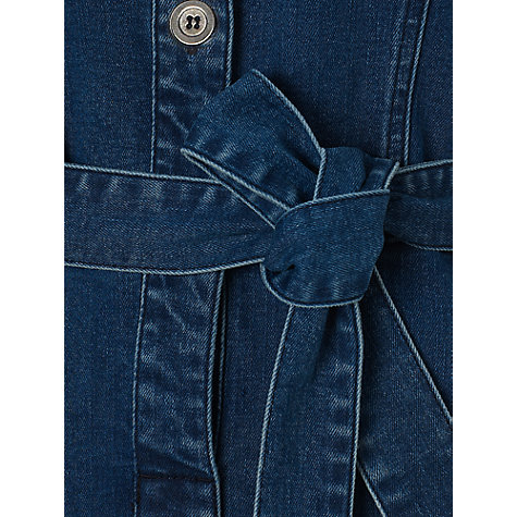 Buy Phase Eight Dina Denim Shirt Dress, Indigo Online at johnlewis.com