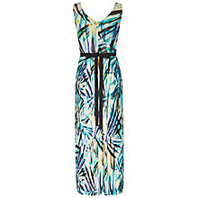 Buy Celuu Grace Tropical Print Maxi Dress, Multi Online at johnlewis.com