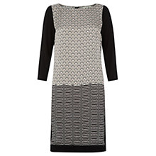 Buy Damsel in a dress Kyoto Print Dress, Black/Multi Online at johnlewis.com