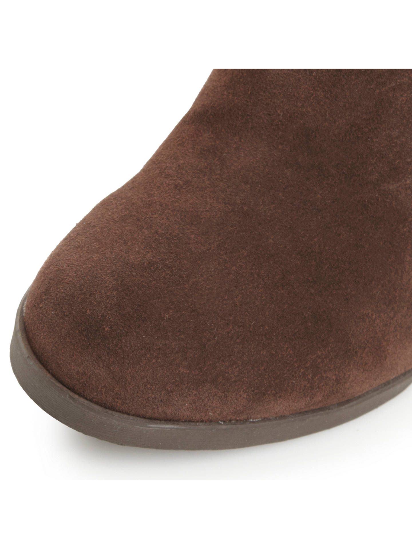 463cc6b1955 Steve Madden Octagon Over The Knee Boots at John Lewis   Partners