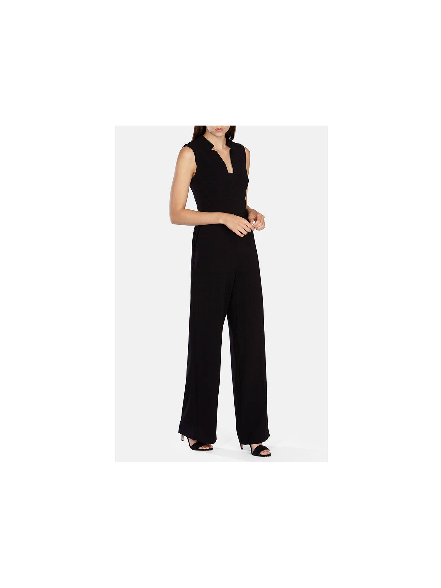 3b3476941a4 ... Buy Karen Millen Tailored Crepe Jumpsuit
