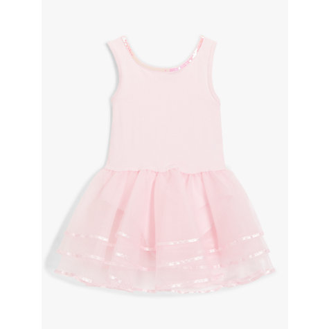 Buy John Lewis Ballet Tutu Dress Pink Online At Johnlewis