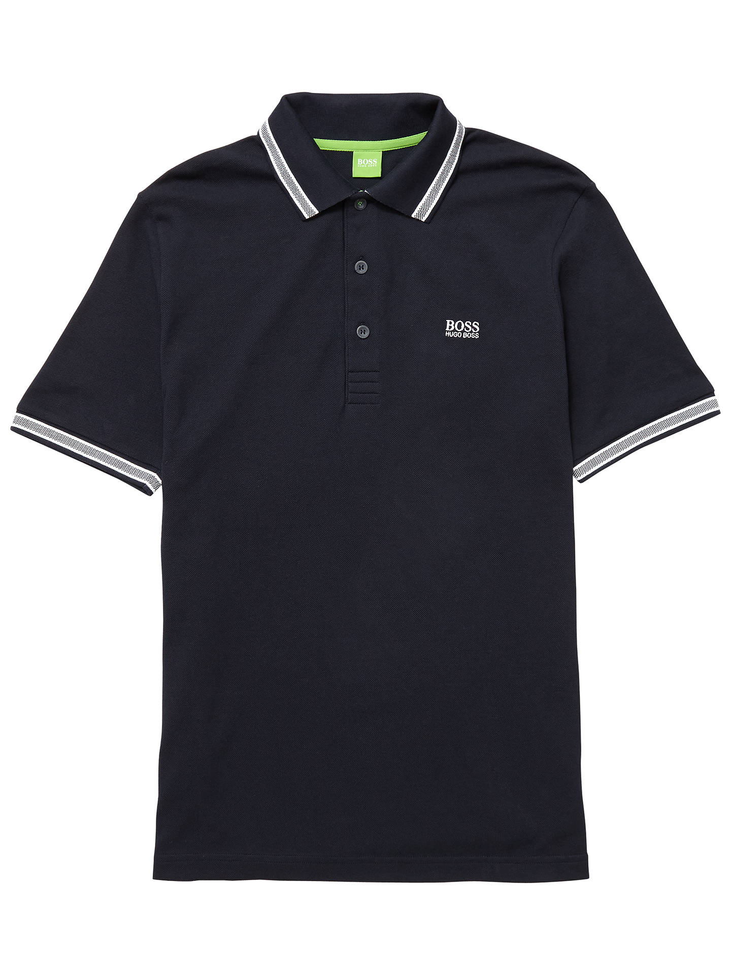 3c2a37998 BOSS Green Paddy Polo Shirt at John Lewis & Partners