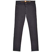 Buy BOSS Orange Schino-Slim 1-D Slim Fit Chinos Online at johnlewis.com