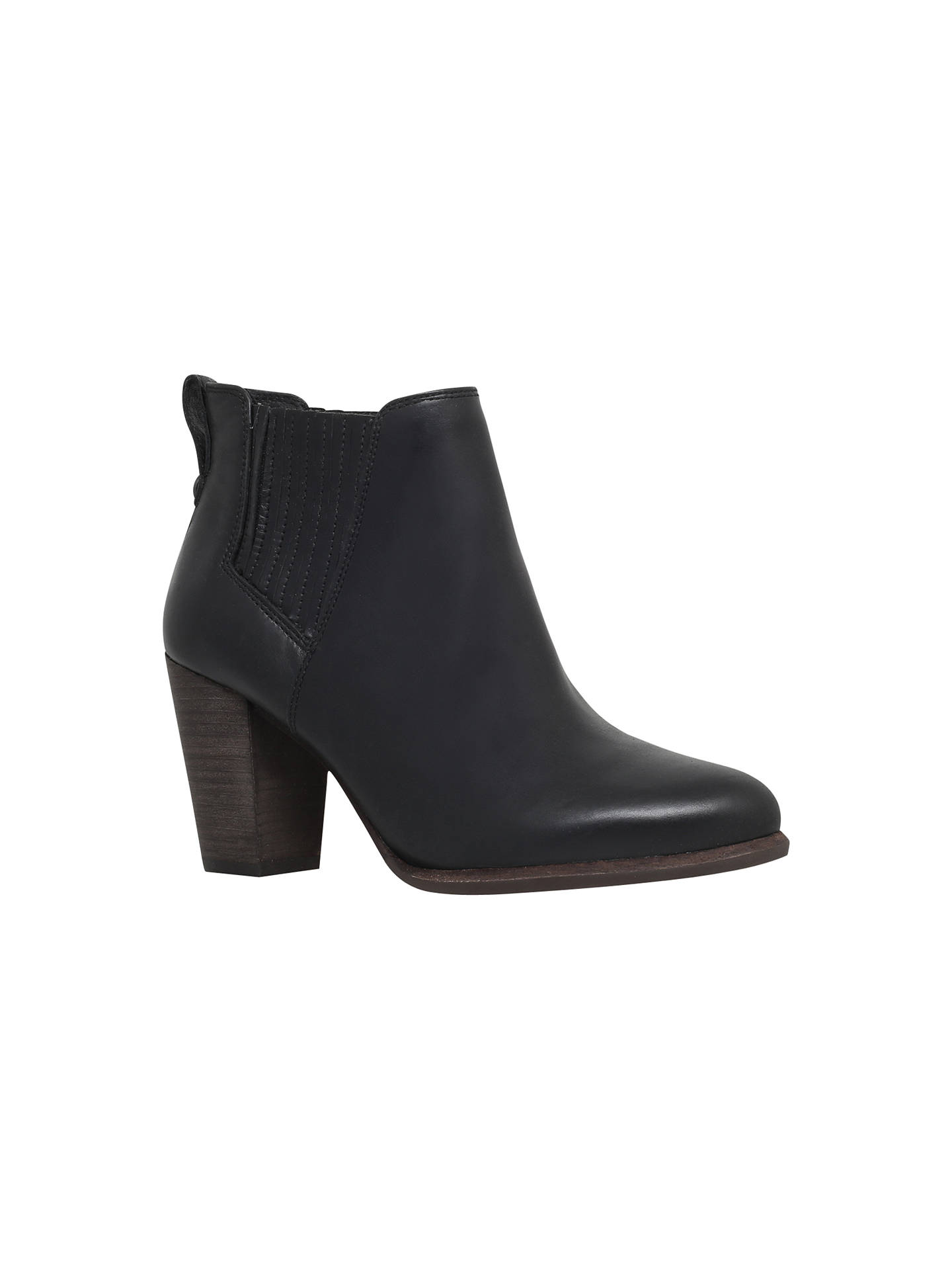 aff0b72e55 UGG Poppy Stacked Heel Ankle Boots at John Lewis   Partners