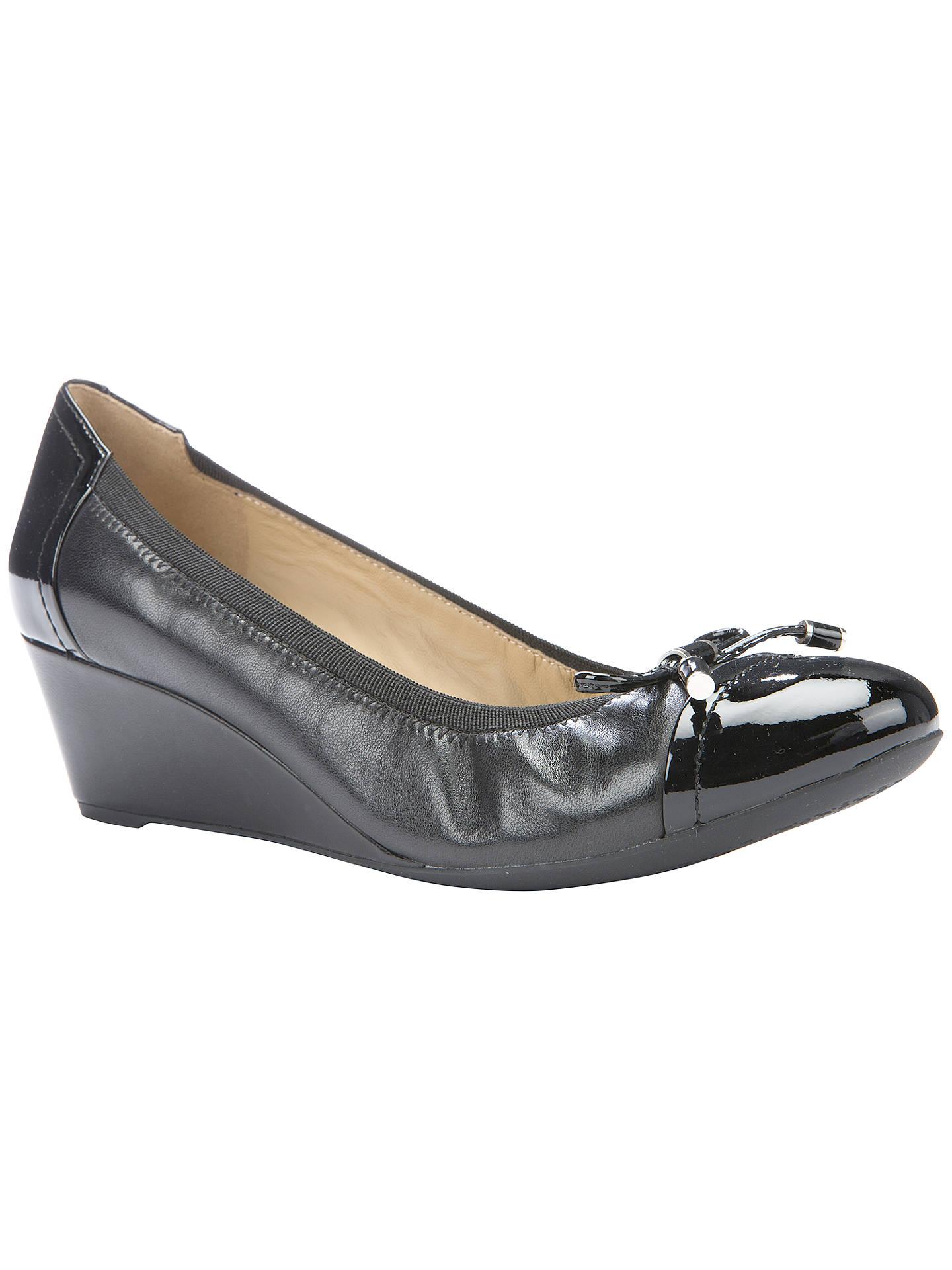 db0a9a2b1c7 Buy Geox Women s Floralie Wedge Heel Ballet Pumps