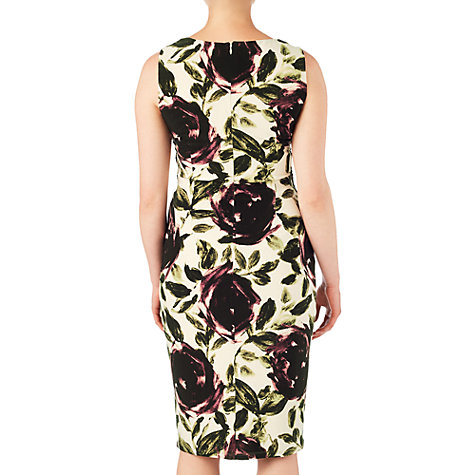 Buy Phase Eight Marique Rose Dress, Multi Online at johnlewis.com
