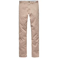 Buy Tommy Hilfiger Mercer Regular Fit Harvard Twill Trousers Online at johnlewis.com