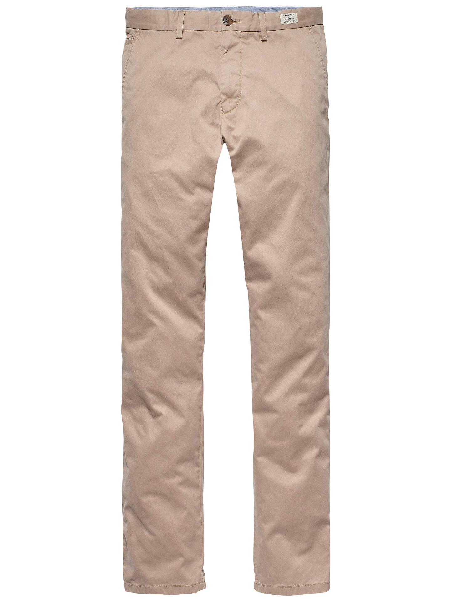TOMMY HILFIGER Mercer Chino Org Str Twl Pantalones para Hombre