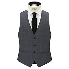 Buy Kin by John Lewis Slim Fit Stamford Tonic Waistcoat, Slate Online at johnlewis.com