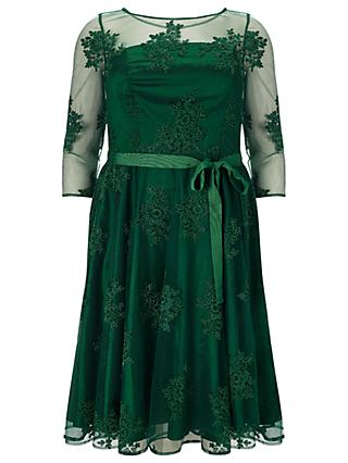 Studio 8 Yvette Lace Dress, Pine