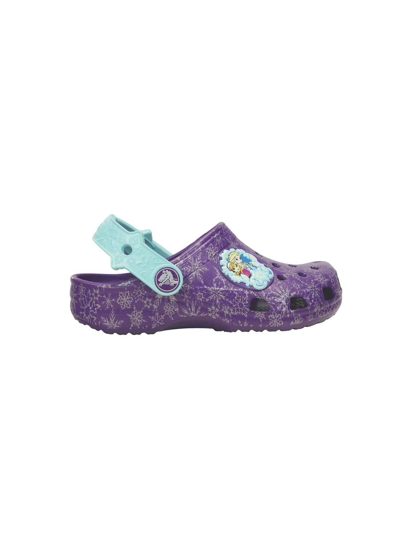 7bc7b7b64f4232 Buy Crocs Children s Classic Disney Frozen Clogs