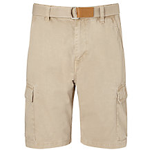 Buy Gant Loose Belted Cargo Shorts Online at johnlewis.com