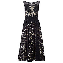 Buy Phase Eight Collection 8 Cantana Dress, Black Online at johnlewis.com