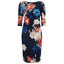 Buy Phase Eight Nadia Floral Dress, Multi Online at johnlewis.com