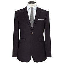 Buy John Lewis Pure Cashmere Tailored Blazer, Navy Online at johnlewis.com