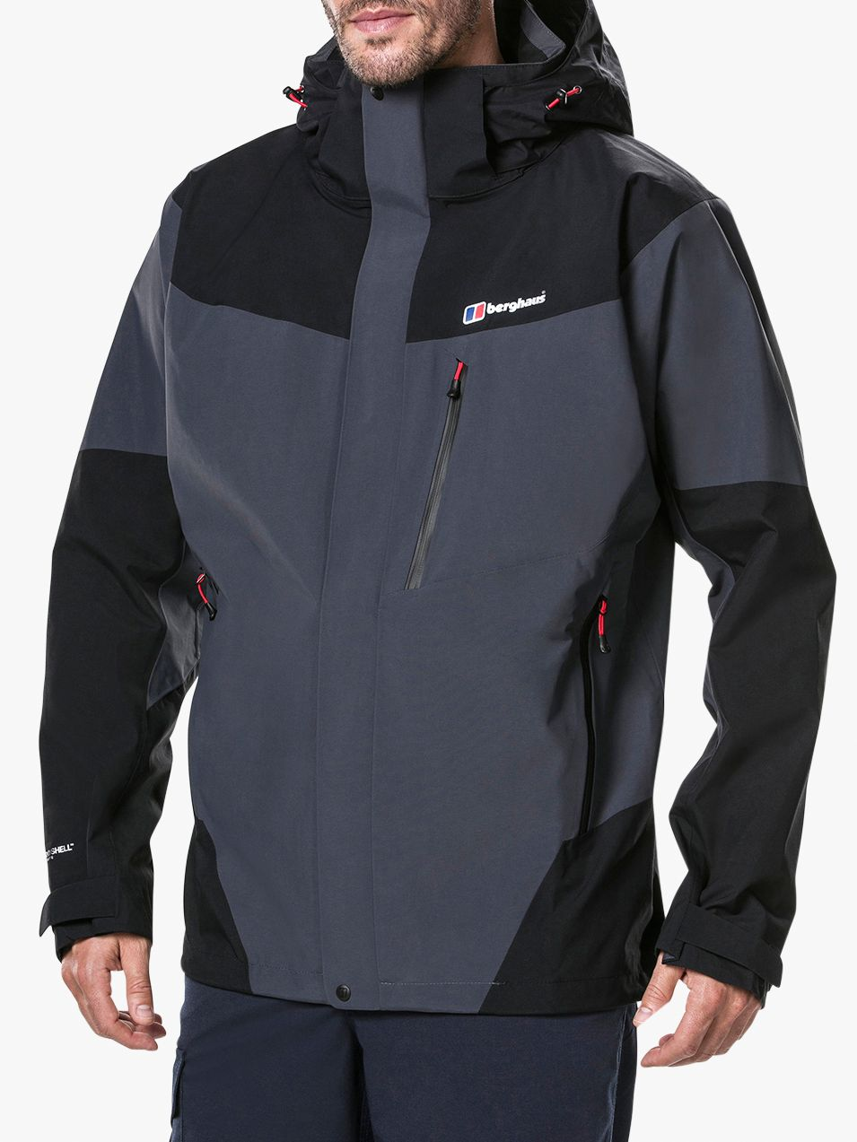 Berghaus Berghaus Arran Hydroshell Waterproof Men's Jacket