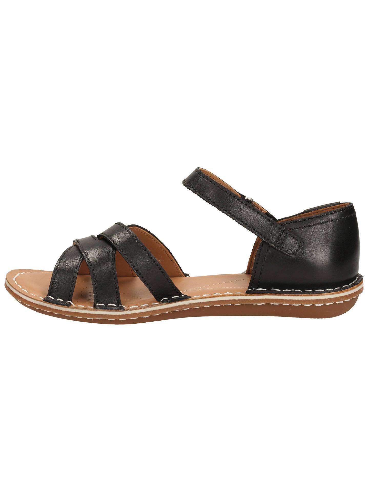 17f73460973b Clarks Tustin Sahara Leather Sandals at John Lewis   Partners