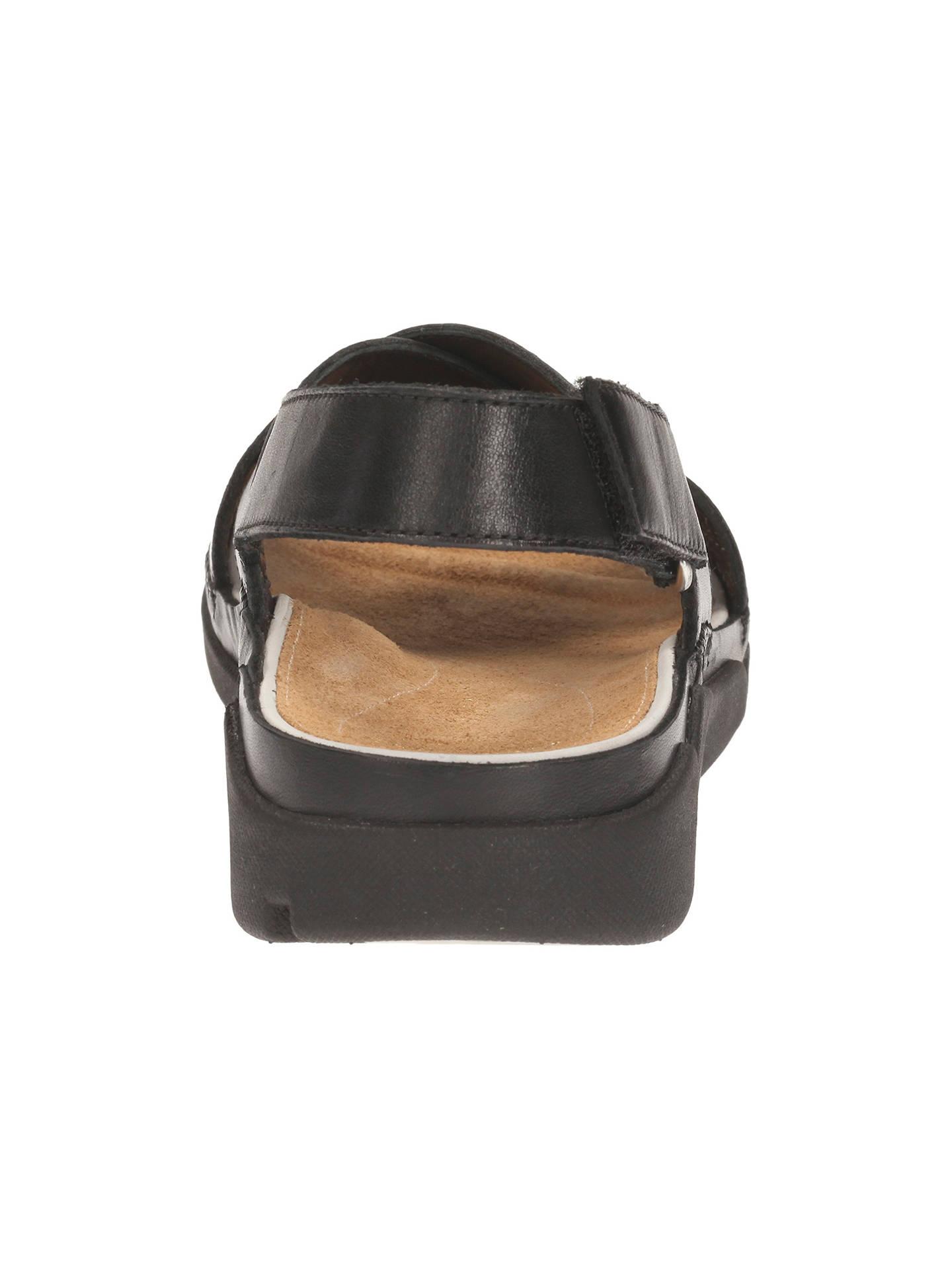 73b120a397e5 Clarks Tri Alexia Leather Sandals at John Lewis   Partners