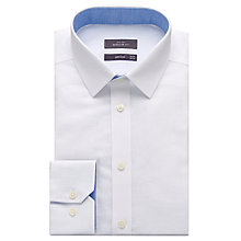 Buy John Lewis Linen Cotton Regular Fit Shirt Online at johnlewis.com