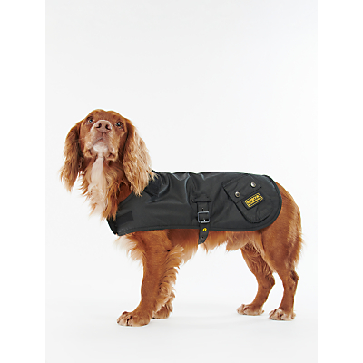Image of Barbour International Dog Coat, Black