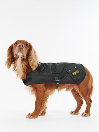 Barbour International Dog Coat, Black