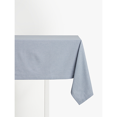 John Lewis Hayle Chambray Tablecloth