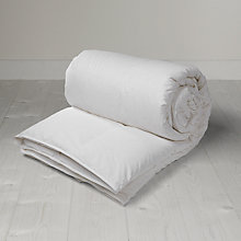 Buy John Lewis Hungarian Goose Down and Feather Duvet, 13.5 Tog Online at johnlewis.com