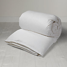 Buy John Lewis Hungarian Goose Down and Feather Duvet, 13.5 Tog (9 + 4.5 Tog) All Seasons Online at johnlewis.com