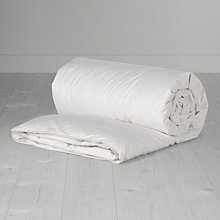Buy John Lewis Hungarian Goose Down and Feather Duvet, 4.5 Tog Online at johnlewis.com