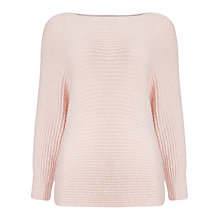 Buy Phase Eight Elaina Jumper, Soft Pink Online at johnlewis.com