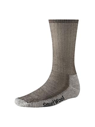 SmartWool Hiking Medium Crew Men's Socks, Brown