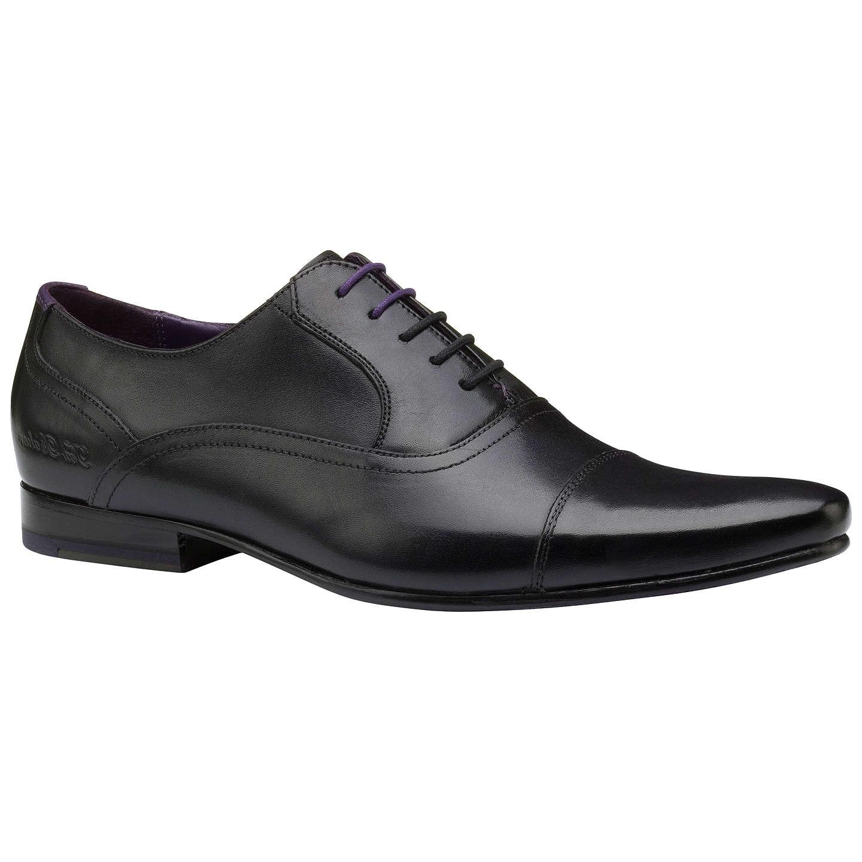Ted Baker Rogerr Oxford Toe Cap Shoes Black