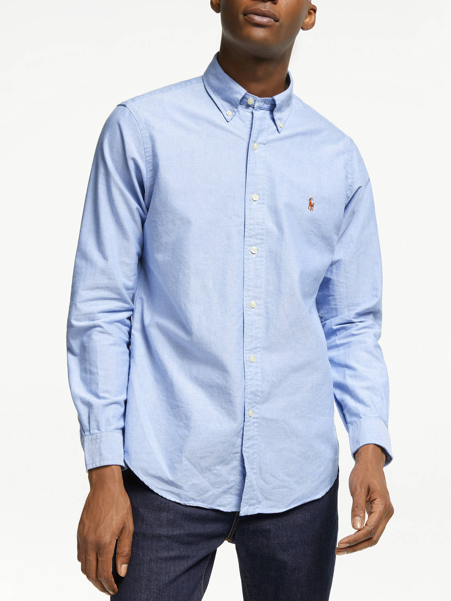 8a4b149696 Buy Polo Ralph Lauren Regular Fit Oxford Shirt