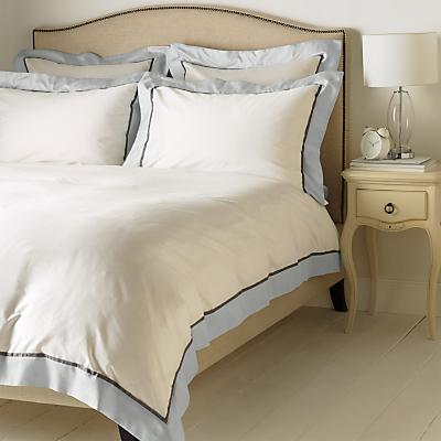 John Lewis Padova Border Egyptian Cotton 400 Thread Count Bedding