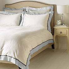 Buy John Lewis Padova Border Egyptian Cotton 400 Thread Count Bedding Online at johnlewis.com