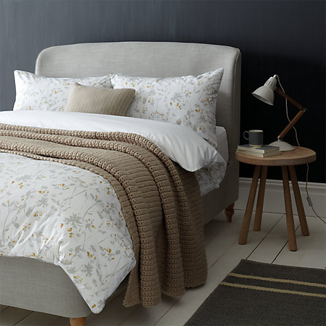 John Lewis Freya Cotton Bedding Online At Johnlewis