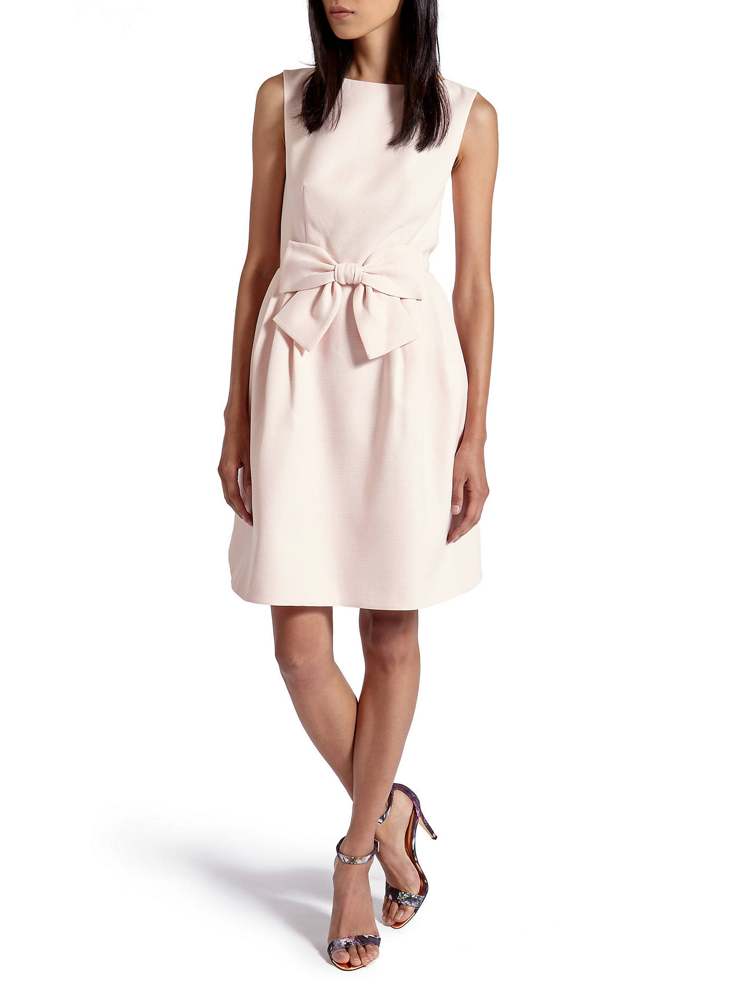 8bb444e89 Ted Baker Nuhad Bow Detail Dress at John Lewis   Partners