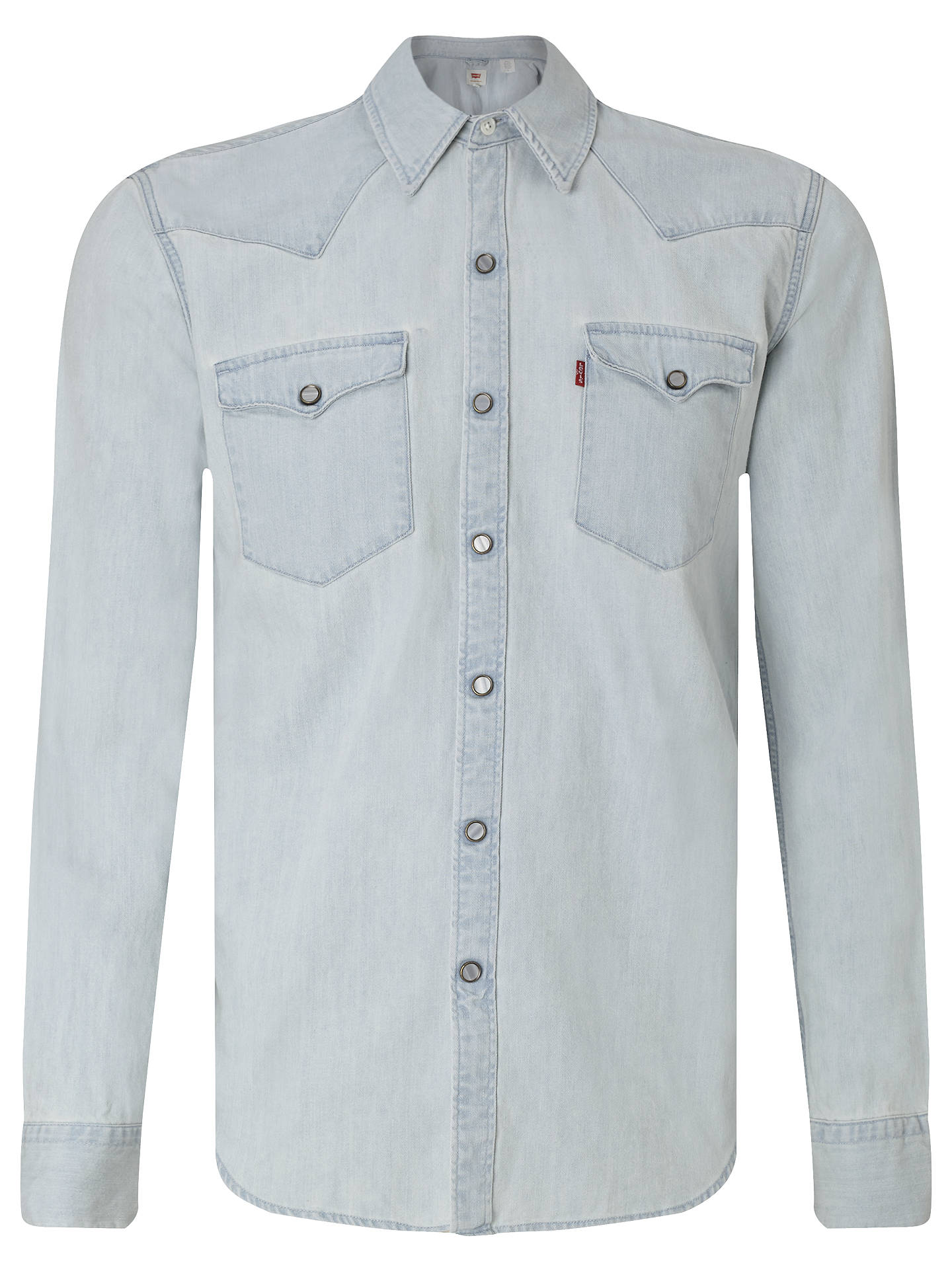 a413785afb Buy Levi s Barstow Western Ultralight Shirt