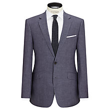 Buy John Lewis Linen Regular Fit Suit Jacket, Slate Online at johnlewis.com