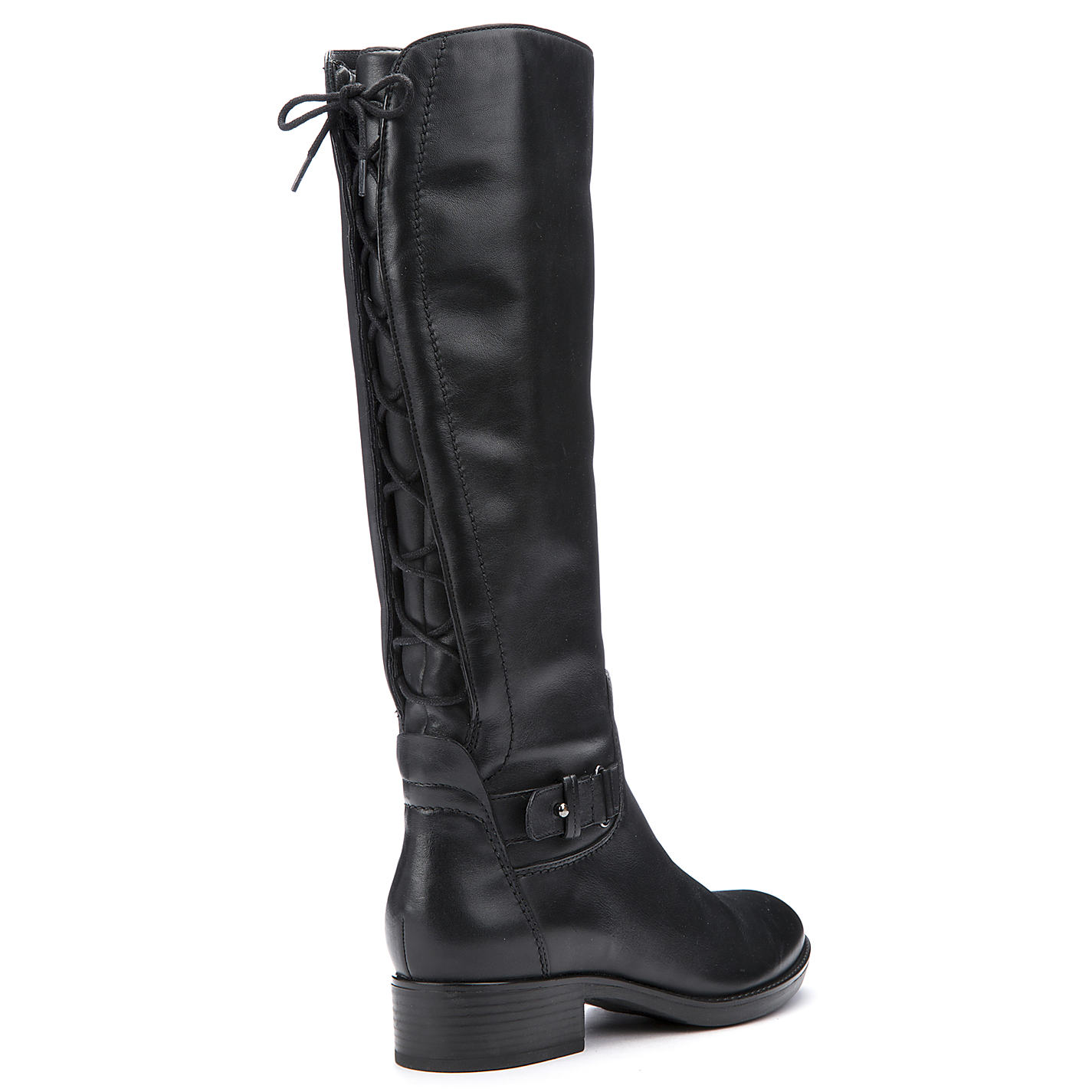 geox knee boots womens shoes boots trainers lewis