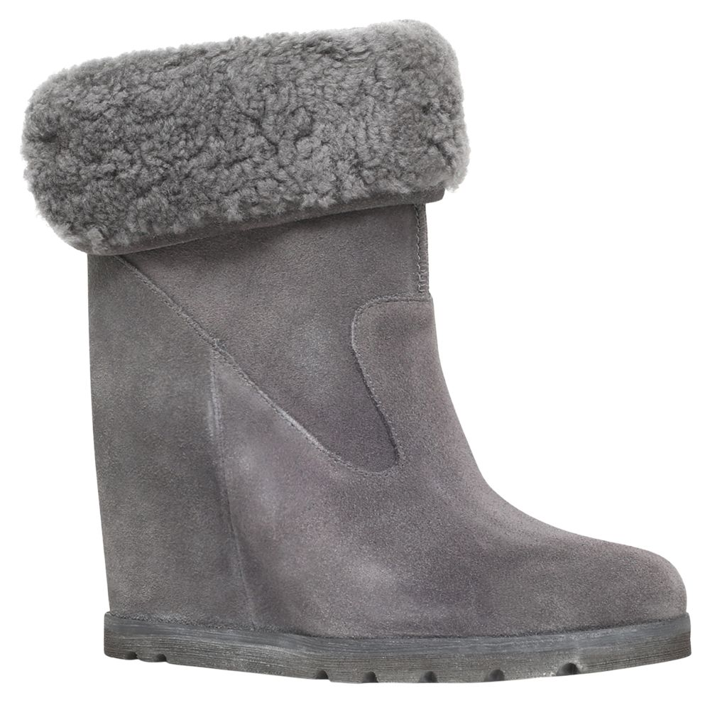53e33f95274 UGG Kyra Slip On Flap Over Boots at John Lewis & Partners