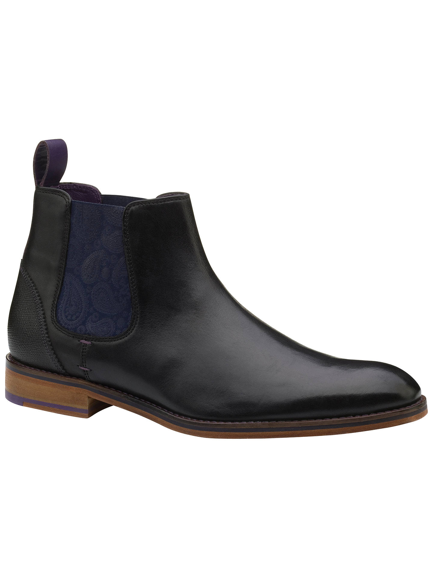 90aa9c3c79de3b Ted Baker Camroon 4 Chelsea Boots at John Lewis   Partners