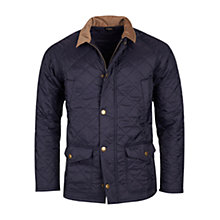 Black Barbour Jacket Mens
