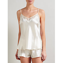 Buy Somerset by Alice Temperley Gatsby Bridal Camisole Set, Ivory Online at johnlewis.com