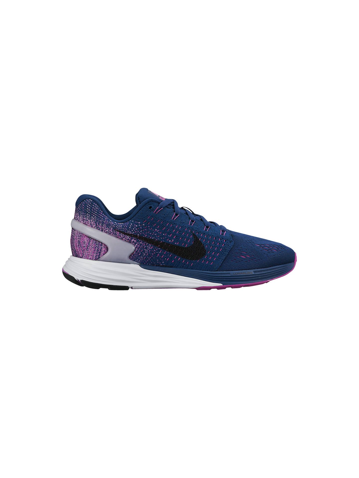medio litro Susurro asignar  Nike LunarGlide 7 Women's Running Shoes at John Lewis & Partners
