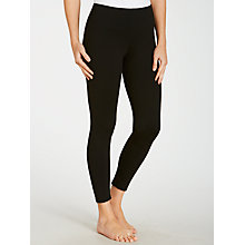 Buy Maidenform Firm Control Leggings, Black Online at johnlewis.com